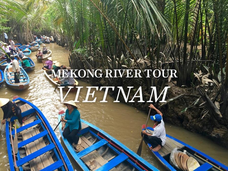 Mekong River Tour, Vietnam