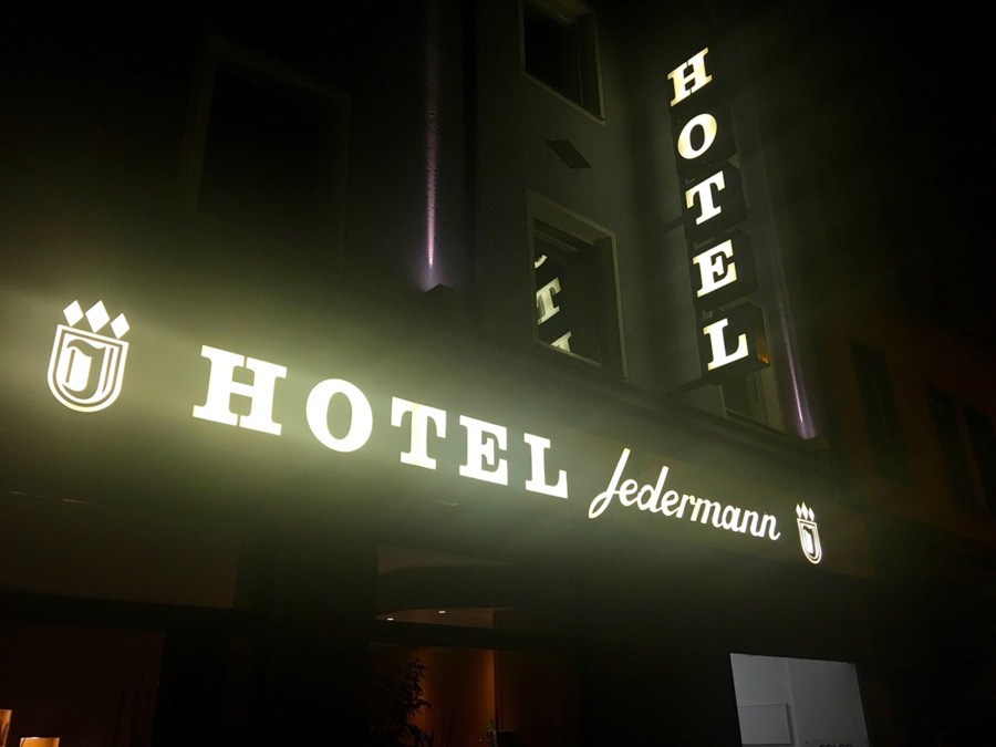 Hotel Jedermann, Munich