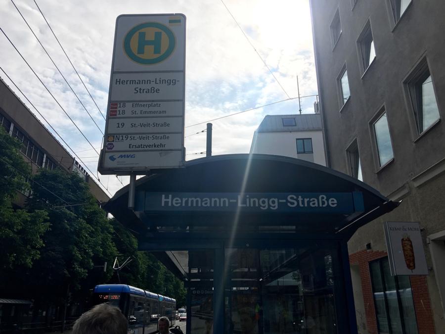 Hermann-Lingg-Straße
