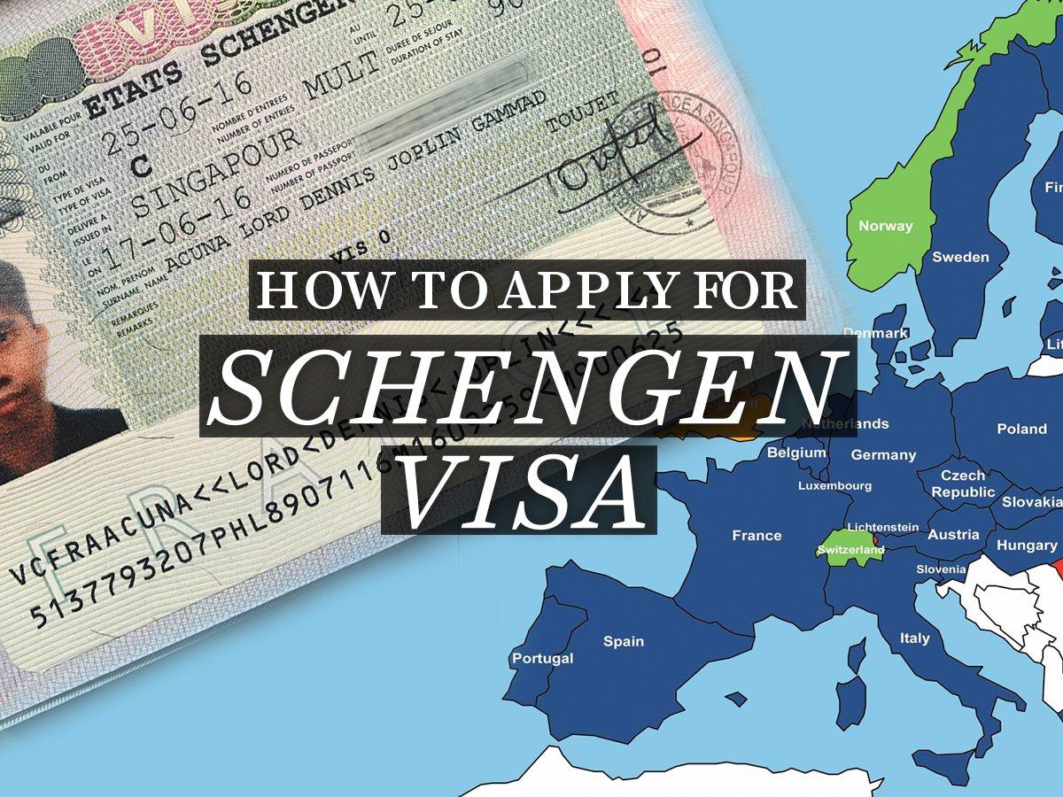Traveling To Europe  Visa