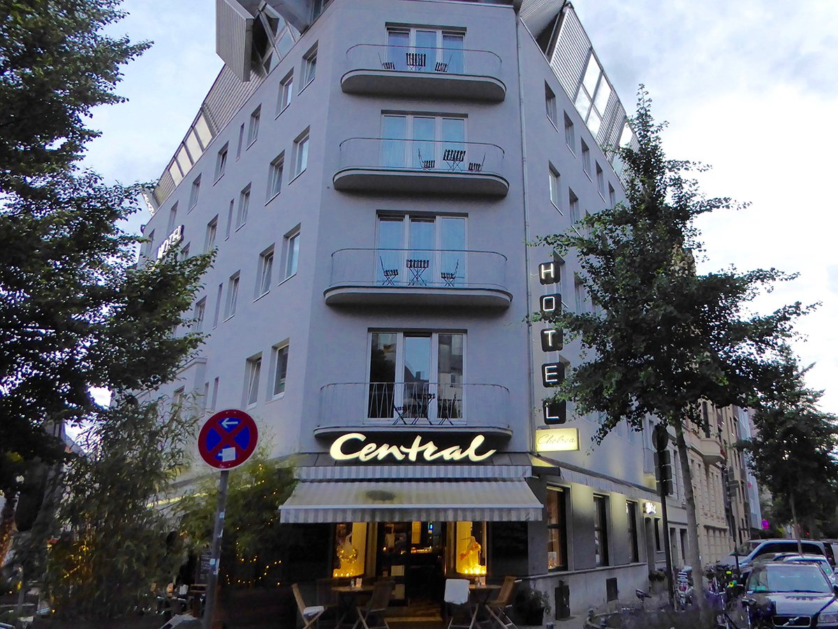 Hotel Chelsea, Cologne