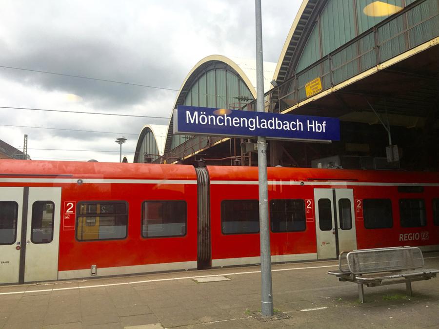 Mönchengladbach HBF