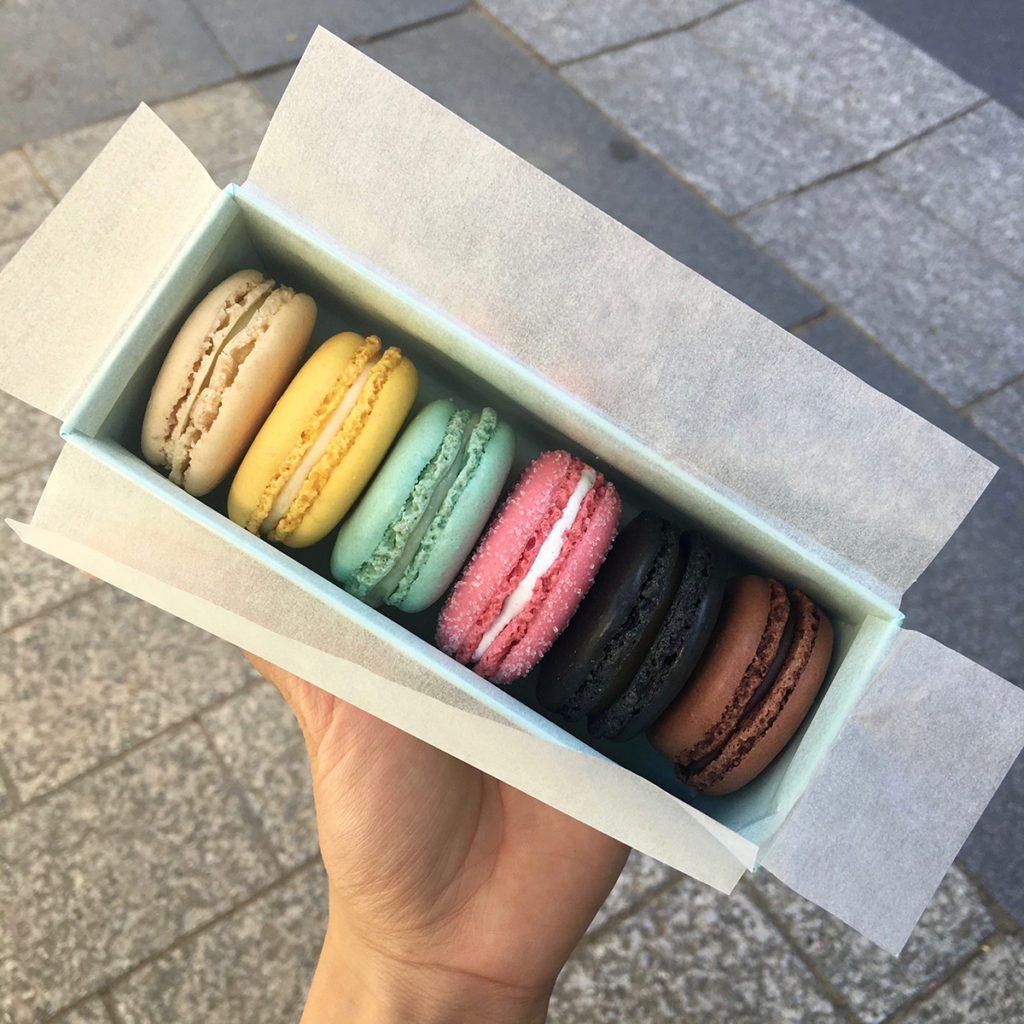 The Luscious Parisian Macarons of Ladurée