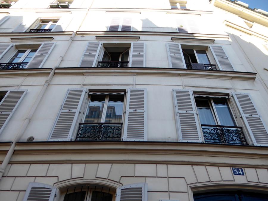Vincent van Gogh's house in Montmartre