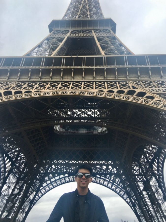 Paris Day 5: The epic Eiffel Tower