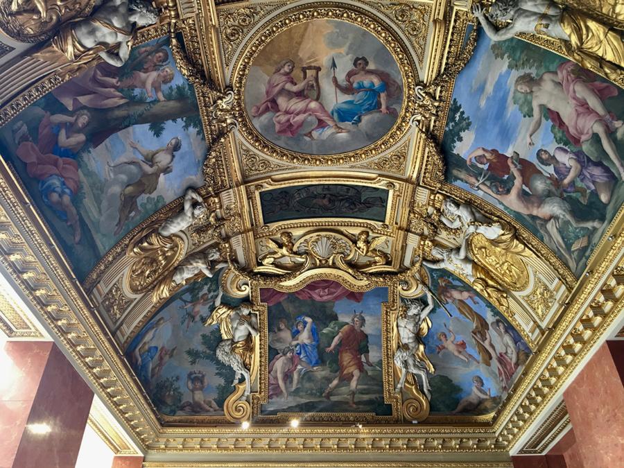 Paris Day 5: The lovely Musée du Louvre
