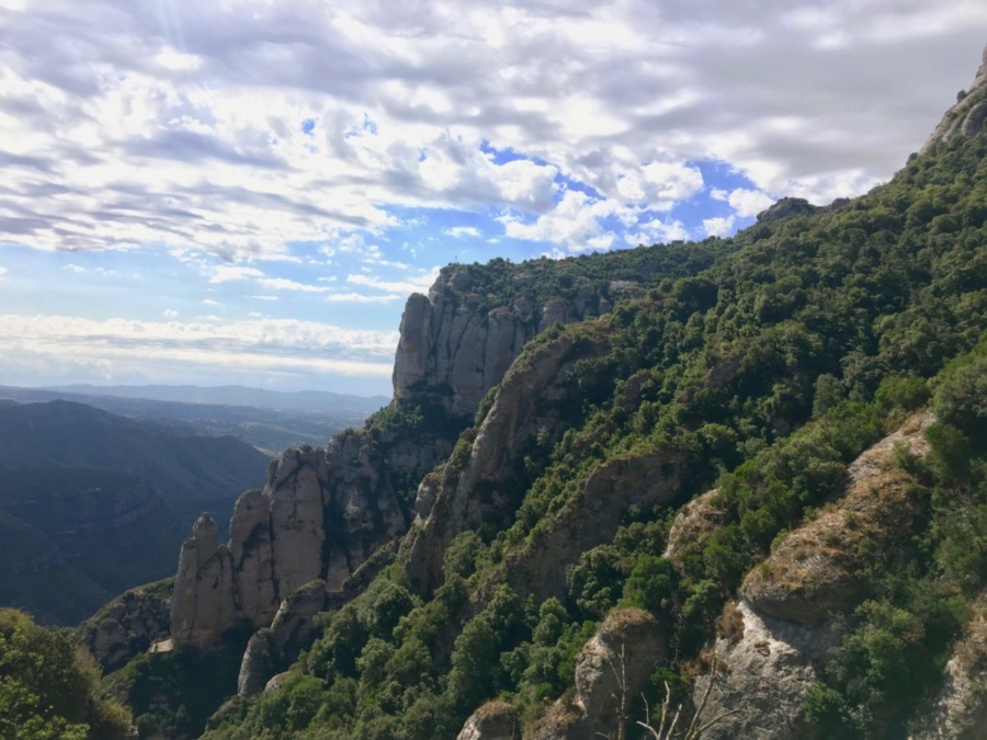 Magical Mountain of Montserrat