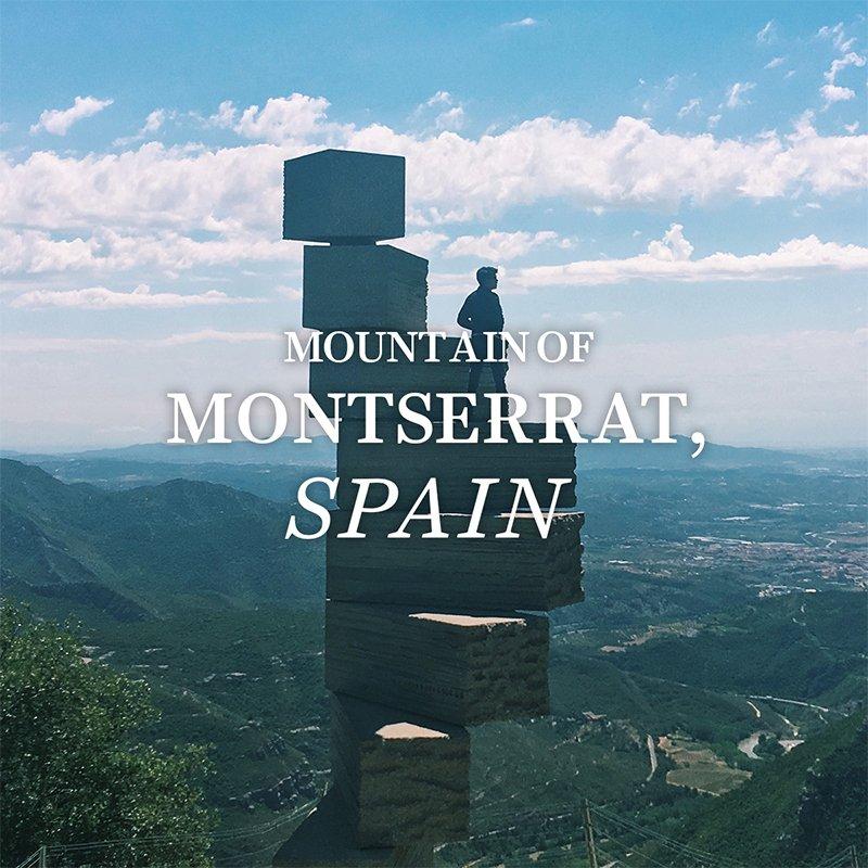 Magical Mountain of Montserrat