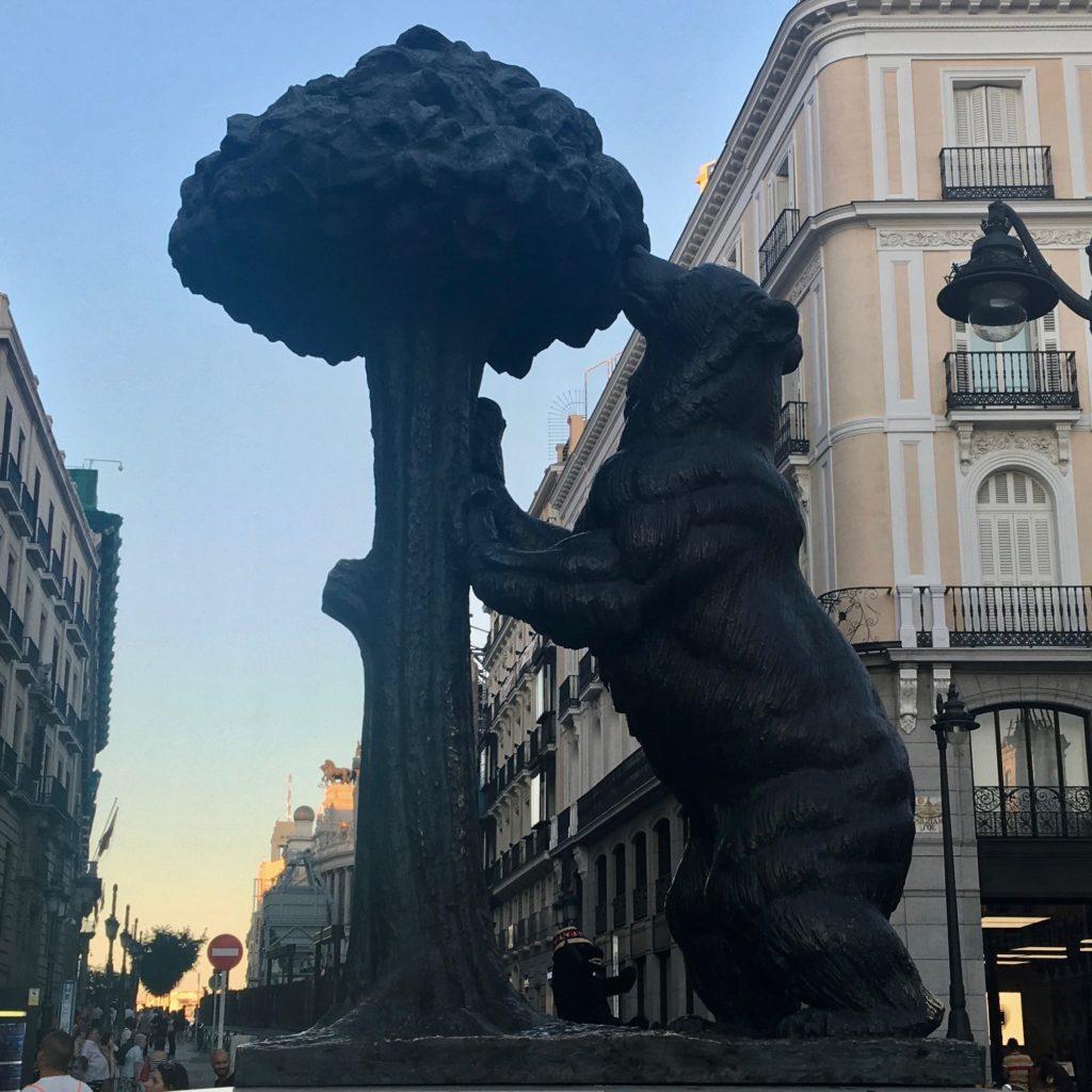 El Oso y el Madroño in Madrid