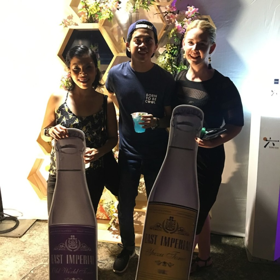 The Singapore Gin Jubilee 2017