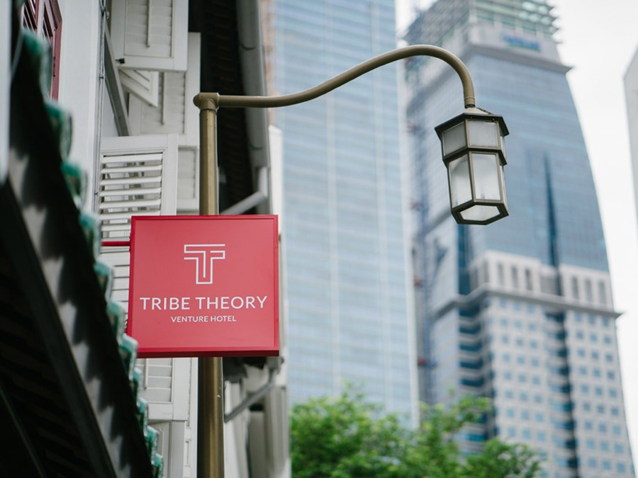 Tribe Theory Venture Hotel Launch Party