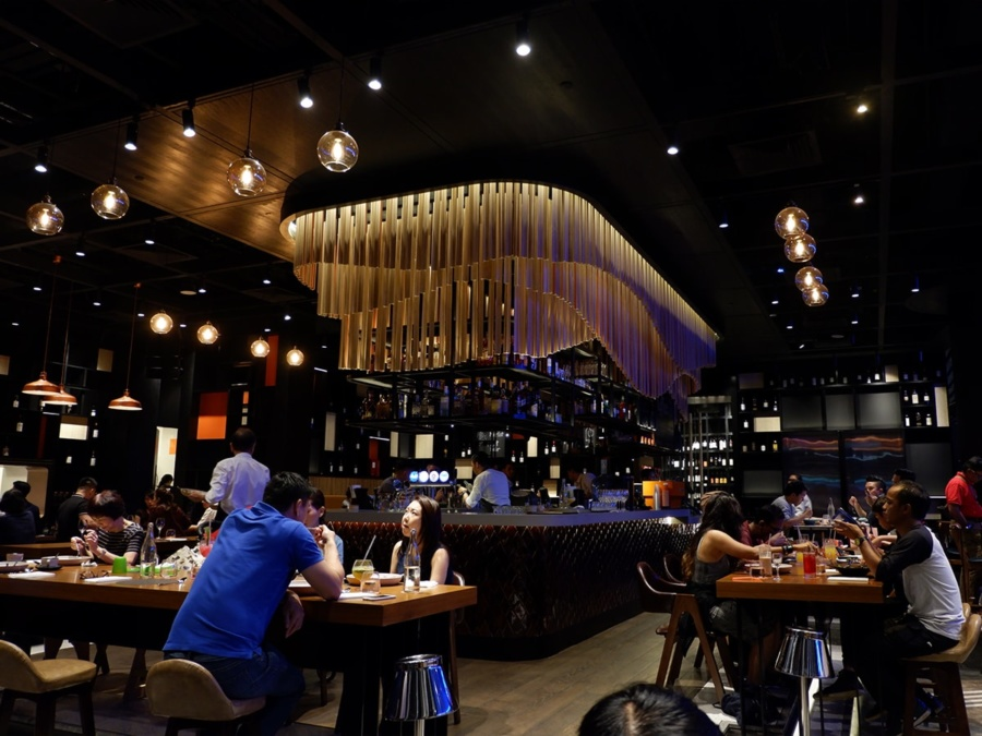 Review: The Spot Singapore