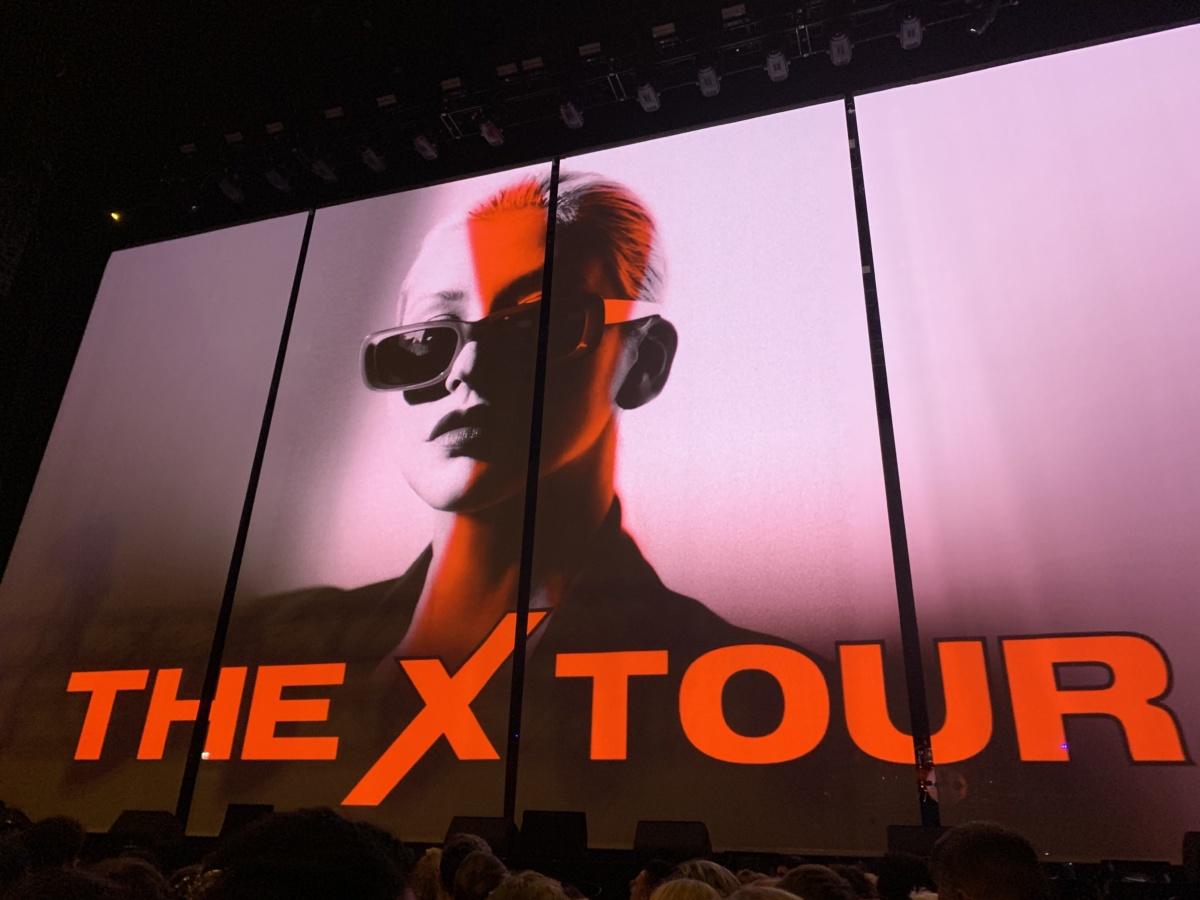 Christina Aguilera – The X Tour Live in Amsterdam